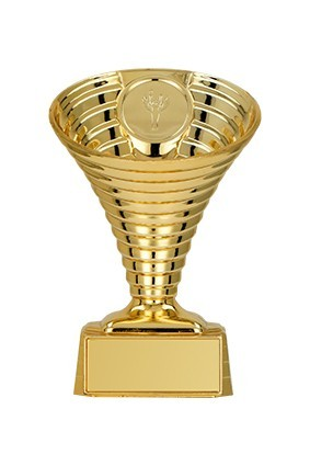 Puchar  plastikowy złoty 9203