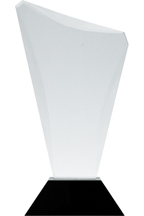 Trofeum szklane z Etui