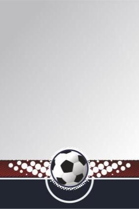 Dyplom papierowy – piłka nożna