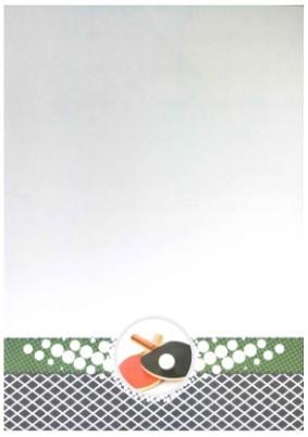 Dyplom papierowy – tenis stołowy