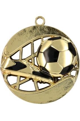 Medal piłka nożna – 70 mm