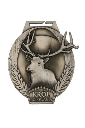 Medal – Myślistwo Król Polowania