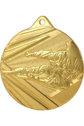 Medal karate 50 mm