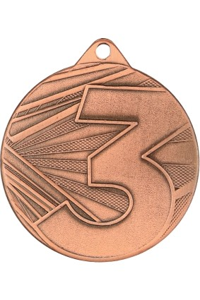 Medal 3 miejsce 50 mm