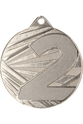 Medal 2 miejsce 50 mm