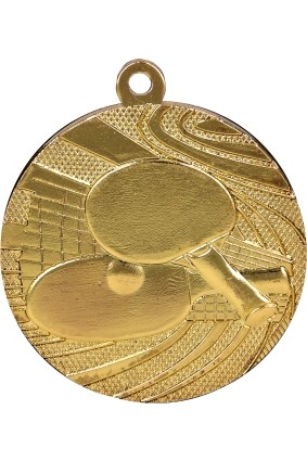 Medal – tenis stołowy – 40 mm