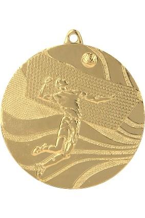 Medal – siatkówka – 50 mm