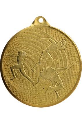 Medal stalowy lekkoatletyka 70 mm