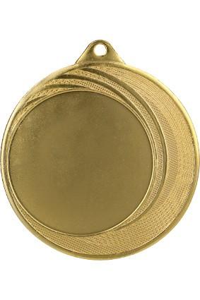Medal stalowy ogólny 70 mm