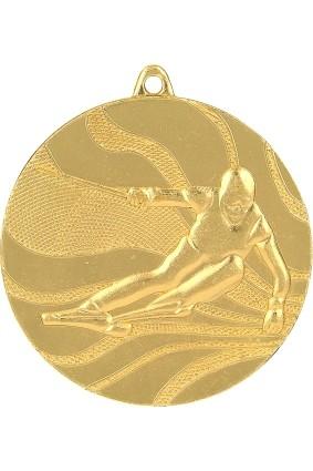 Medal – zjazd narciarski – 50 mm