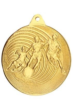 Medal piłka nożna 50 mm