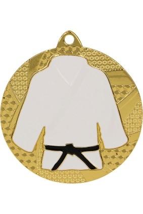 Medal – judo/karate – 50 mm