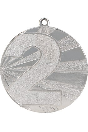 Medal srebrny – 2 miejsce – 70 mm