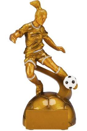 Figurka odlewana – piłka nożna