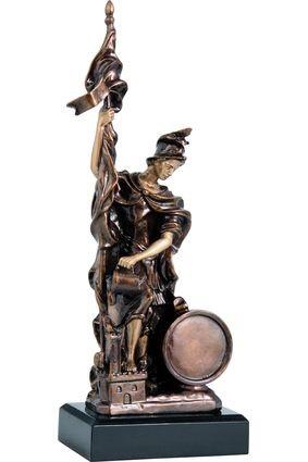 Figurka odlewana – Florian