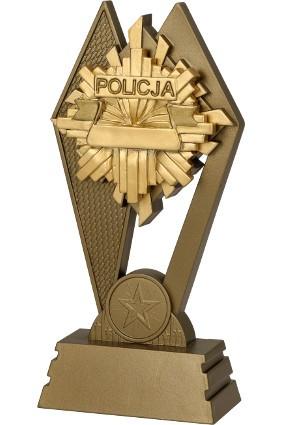 Figruka odlewana policja