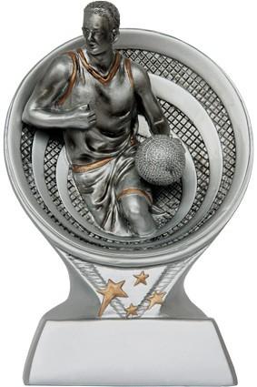 Figurka odlewana – koszykówka