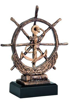 Figurka odlewana – żeglarstwo