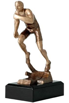 Figurka odlewana – biegi mężczyzn