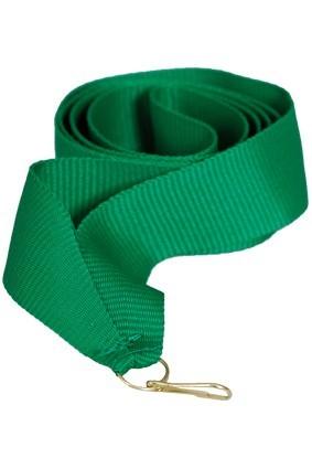 Wstążka 22 mm – zielona