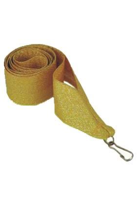 Wstążka 22 mm – złota