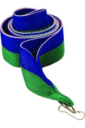 Wstążka 11 mm – niebiesko-zielona